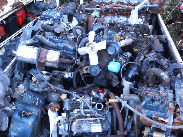 Used Diesel Engines